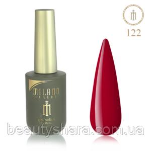 Гель-лак Milano Luxury 15ml  №122