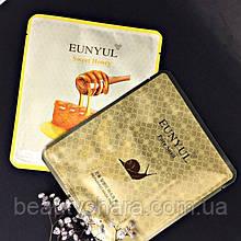 Тканевая маска с медом для сухой кожи EUNYUL Honey