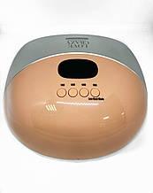 Светодиодная лампа для сушки гель-лака Love Crazy UV+Led, 48 Вт бежевая