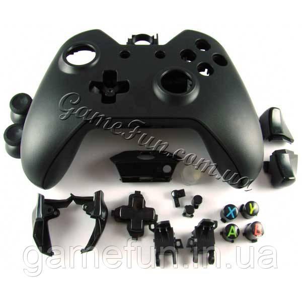 Xbox one корпус для джойстика бездротового (Black) REV-1