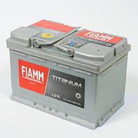 Аккумулятор автомобильный Fiamm Titanium plus  74Ач 680А