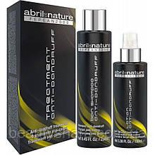 Набор против перхоти Abril et Nature Anti-Dandruff Treatment (шампунь 250 мл, лосьон 100 мл)