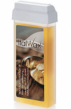 Теплый Воск для депиляции в картридже Ital Wax натуральный 100 мл