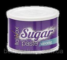 Сахарная паста Italwax Strong твердая 400 мл