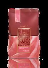 Горячий Воск для депиляции в гранулах ItalWax Роза, 1 кг