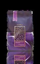 Горячий Воск для депиляции в гранулах ItalWax Слива, 1 кг