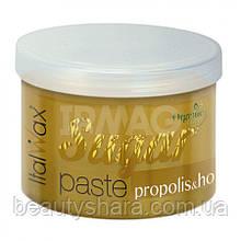 Сахарная паста  ItalWax Мед - Прополис Organic Line 750г