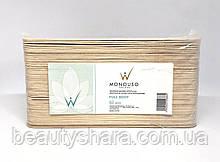 Шпатель деревянный FULL BODY (24Х200мм) (60шт) ItalWax