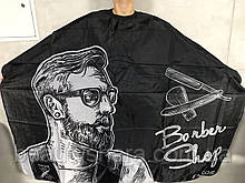 Пеньюар парикмахерский Барбер (YPP16)