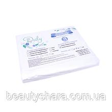 Пакеты для парафинотерапии ног полиэтиленовые Doily 30х50см, 100 шт/уп