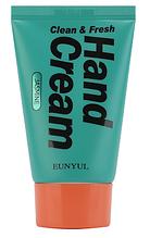 Крем для рук с жасмином Eunyul Clean and Fresh Jasmine Hand Cream 100г