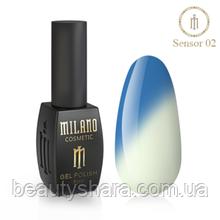 Гель-лак Milano Sensor №02