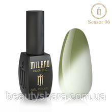 Гель-лак Milano Sensor №06, 8 мл