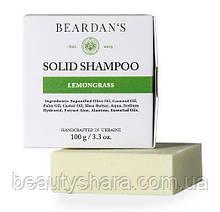 Твердый шампунь для бороды Beardan's Lemongrass