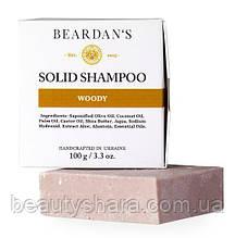 Твердый шампунь для бороды Beardan's Woody