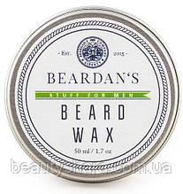 Воск для бороды Beardan's Lemongrass 50 мл