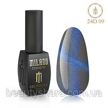 Гель-лак Milano 24D 8 ml №09