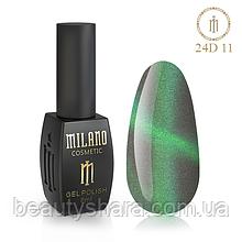 Гель-лак Milano 24D 8 ml №11