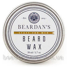 Воск для бороды Beardan's Woody 50 мл