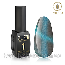 Гель-лак Milano 24D 8 ml №10