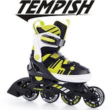 Детские раздвижные роликовые/ледовые коньки Tempish Misty Duo 2в1/33-36