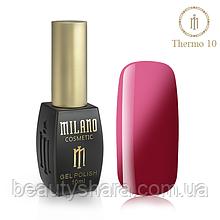 Термо Гель-лак Milano 10 мл №10