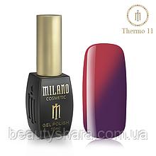 Термо Гель-лак Milano 10 мл №11