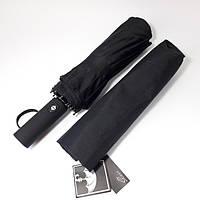 Зонт полный автомат SPonsa мужской 12 спиц / Парасоля чоловіча чорная