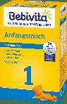 Детское начальное молоко от рождения  Bebivita 1 Anfangsmilch, 500 гр