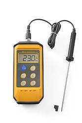 Термометр цифровой с зондом устойчивый к сотрясениям -50/+300°C, Hendi