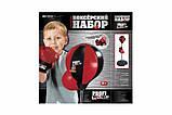 Детский боксерский набор на стойке (груша напольная с перчатками для детей) MS 0332, фото 2