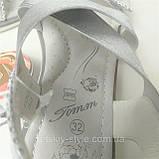 Босоножки для девочки Тom.m р. 34 (22 см), фото 4