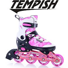 Детские раздвижные роликовые коньки Tempish Dasty Girl/41-43