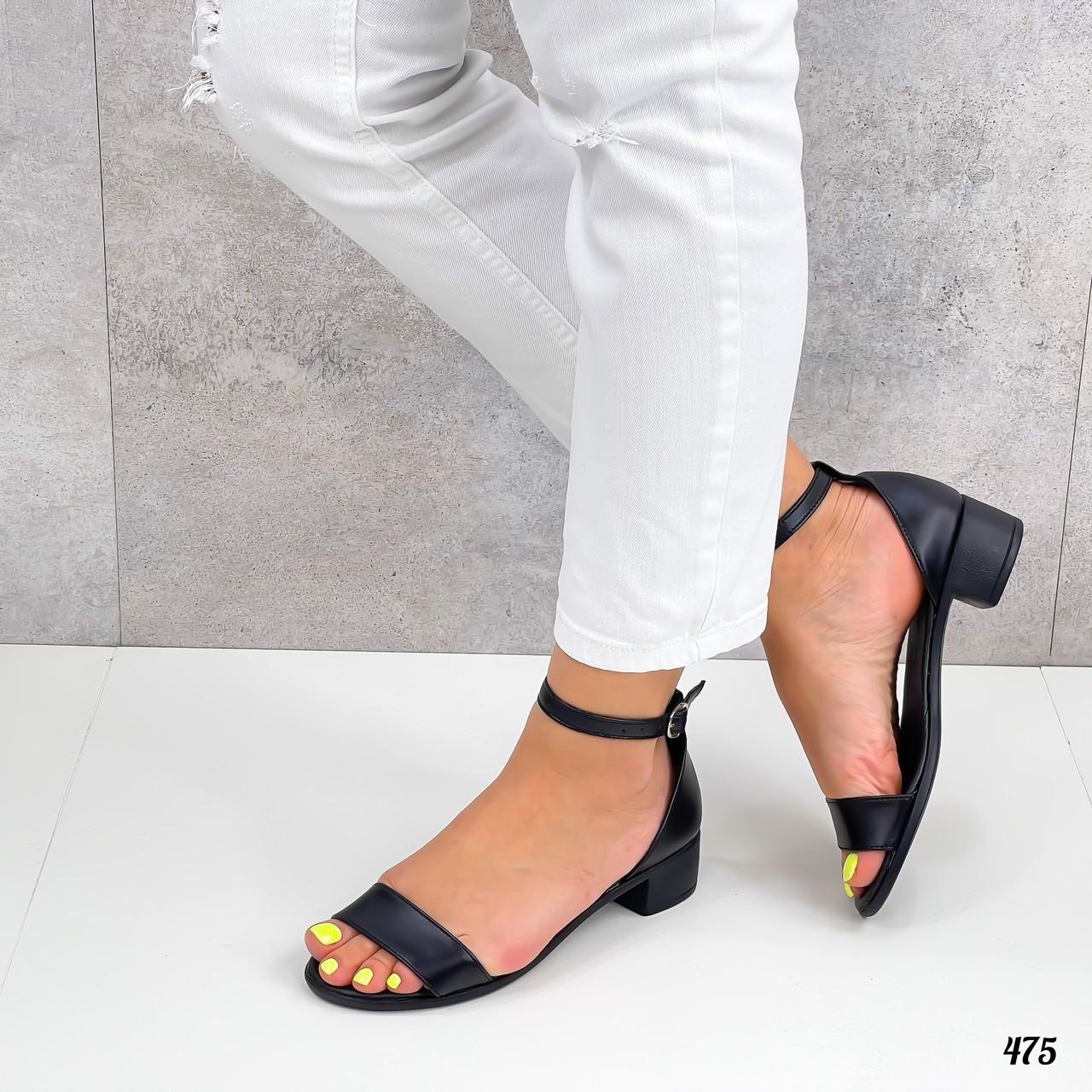 Кожаные женские босоножки ремешок вокруг ноги