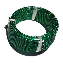 Сорочка троса 5мм. гальмівна (зелено-перламутрова)