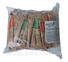 Сахар-песок в стиках ( 5г х 100 шт,) 0,5кг, zip-пакет