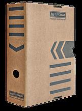 Бокс для архівації документів 255х100х355 коричневий ВМ.3261-34 20шт/уп