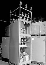 Камера кар'єрна зовнішньої установки ЯКНО - 6кВ(10кВ) ПККР-VP