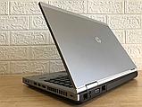 Ігровий Ноутбук HP 8470p Core I7+Radeon+ 8 RAM+500 HDD+Гарантія, фото 5