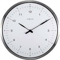 """Годинники настінні Next Time """"60 Minutes"""" Ø33 см"""