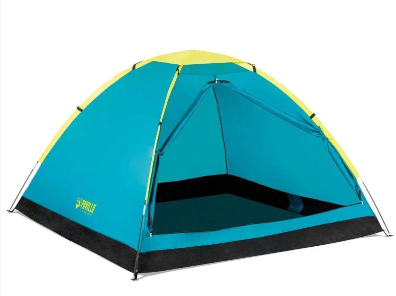 Палатка трехместная туристическая Pavillo Bestway 68085, однослойная