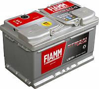 Аккумулятор автомобильный Fiamm Titanium 75Ач 730А