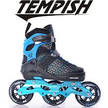 Раздвижные роликовые коньки Tempish Nerrow 3/black/31-34