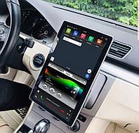 """Автомагнітола 2Din з екраном 9,5"""" Tesla Style"""