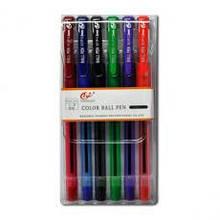 Набір олійних ручок 501-6