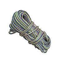 Євро шнур плетений 6 мм 50 м