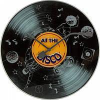 """Часы настенные Next Time """"All the Disco"""" Ø43 см"""
