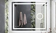 """Зеркало с LED подсветкой """"Сан-Ремо"""" в размере 800х1000 (выполним любой размер)"""