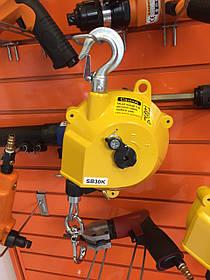 Трос-балансир тросовой для пневмоинструментов подвес весом от 1,5 кг до 3,0 кг, длина 1,3 м.  Air Pro SB30K