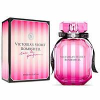 Женская туалетная вода духи Victoria's Secret Bombshell 100 ml парфюмированная вода Виктория Сикрет Бомбшел